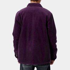 画像4: Whitsome Shirt Jacket Cordurot コーデュロイ シャツ ジャケット (4)