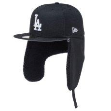 画像2: 59Fifty Los Angeles Dodgers Dog Ear Cap ドジャース ドッグ イヤー キャップ 帽子 (2)