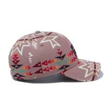 画像2: × Pendleton 9thirty Ball Cap ペンドルトン キャップ Plains Star Beige 帽子 (2)