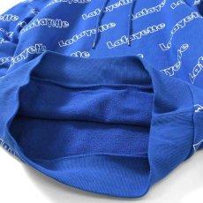 画像3: Outline Logo Pullover Hooded Sweatshirt プルオーバー アウトライン コア ロゴ コットン パーカー by Lafayette ラファイエット  (3)