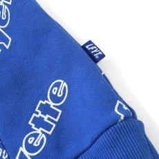 画像4: Outline Logo Pullover Hooded Sweatshirt プルオーバー アウトライン コア ロゴ コットン パーカー by Lafayette ラファイエット  (4)
