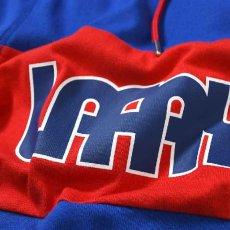 画像9: Classic Logo Hooded Rugby Jersey フード付き ラガー シャツ by Lafayette ラファイエット  (9)