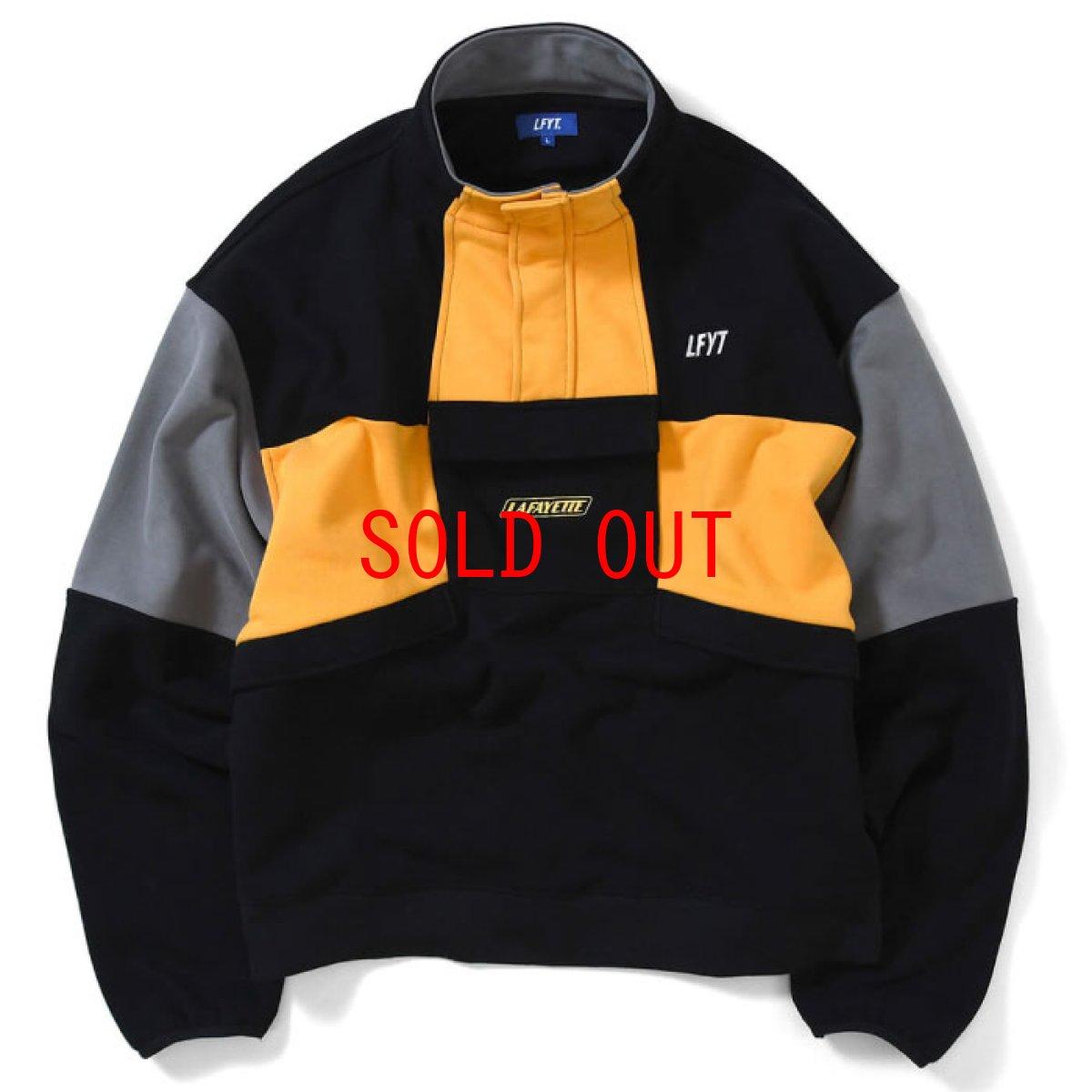 画像1: Classic Tech Sweat Anorak Jacket クラシック テック スウェット アノラック ジャケット by Lafayette ラファイエット  (1)