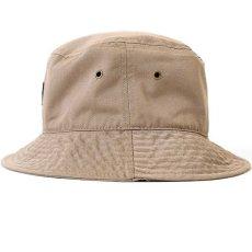 画像2: Military Label Bucket Hat ミリタリー バケット ハット キャップ 帽子 by Lafayette ラファイエット  (2)