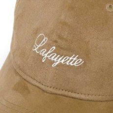 画像11: × New Era Script Logo Synthetic Suede 9thirty Cap スエード キャップ 帽子 ニューエラ by Lafayette ラファイエット  (11)