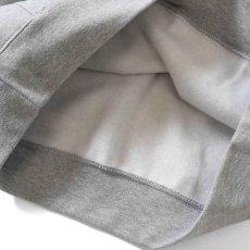 画像6: NY Radio Hooded Sweatshirt プルオーバー パーカー Heather Gray ヘザー グレー by Lafayette ラファイエット  (6)