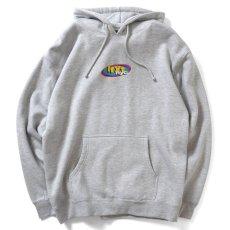 画像4: NY Radio Hooded Sweatshirt プルオーバー パーカー Heather Gray ヘザー グレー by Lafayette ラファイエット  (4)