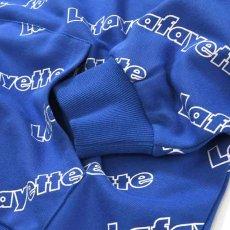 画像6: Outline Logo Pullover Hooded Sweatshirt プルオーバー アウトライン コア ロゴ コットン パーカー by Lafayette ラファイエット  (6)