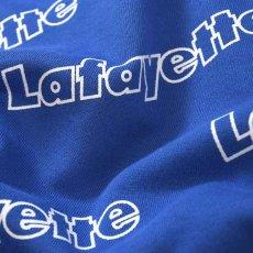 画像8: Outline Logo Pullover Hooded Sweatshirt プルオーバー アウトライン コア ロゴ コットン パーカー by Lafayette ラファイエット  (8)