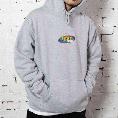 画像8: NY Radio Hooded Sweatshirt プルオーバー パーカー Heather Gray ヘザー グレー by Lafayette ラファイエット  (8)