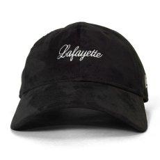 画像8: × New Era Script Logo Synthetic Suede 9thirty Cap スエード キャップ 帽子 ニューエラ by Lafayette ラファイエット  (8)