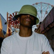 画像5: Organic Cotton Bell Hat Lime Green Metro オーガニック コットン ベル メトロ ハット 帽子 (5)