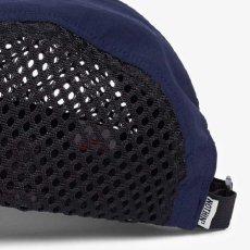 画像6: Side Mesh Nylon 5 Panel Cap Multi Black サイド メッシュ ナイロン パネル キャンプ ジェット キャップ 帽子  (6)