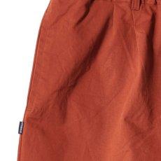 画像6: Relaxed Chino Trouser Pants チノ イージー パンツ タック パンツ Burgundy Black (6)