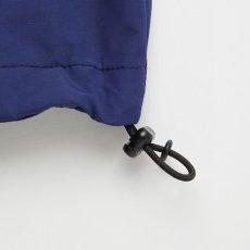 画像5: 【SALE】Exocet Color block Nylon Flight Jacket ミリタリー フライト レザーパッチ ナイロン ジャケット (5)