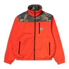 画像3: Denby Reversible Jacket Camo Combi Orange リバーシブル ジャケット (3)