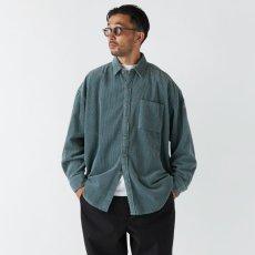 画像4: Biggieroy L/S Corduroy Shirt 長袖 コーデュロイ シャツ  (4)