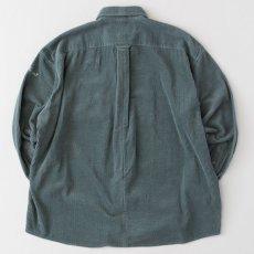 画像2: Biggieroy L/S Corduroy Shirt 長袖 コーデュロイ シャツ  (2)
