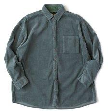 画像1: Biggieroy L/S Corduroy Shirt 長袖 コーデュロイ シャツ  (1)