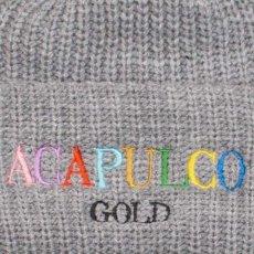 画像5: Multi Cable Beanie マルチ カラー ロゴ ビーニー ライト ウェイト ニット キャップ 帽子 (5)