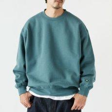 画像1: × DISCUS Discru Crewneck Sweat Shirt クルーネック スウェット シャツ (1)