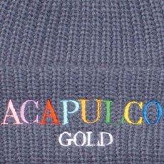画像4: Multi Cable Beanie マルチ カラー ロゴ ビーニー ライト ウェイト ニット キャップ 帽子 (4)