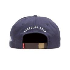 画像6: LSD 6-Panel Leather Back Cap パネル ロゴ キャップ レザー バック 帽子 (6)