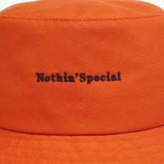 画像5: Fly Fish Nylon Bucket Hat embroidery ウォータープルーフ ナイロン ロゴ 刺繍 バケット ハット (5)