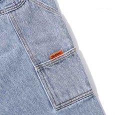 画像6: Homeboy Denim Jeans ホームボーイ デニム パンツ ジーンズ Pants パンツ Washed Light Blue ウォッシュ ライトブルー (6)