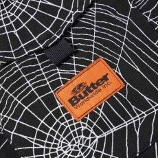 画像8: Web Pants 総柄 パンツ Spider Black ブラック (8)