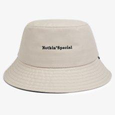 画像1: Fly Fish Nylon Bucket Hat embroidery ウォータープルーフ ナイロン ロゴ 刺繍 バケット ハット (1)