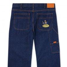 画像3: Homeboy Denim Jeans ホームボーイ デニム パンツ ジーンズ Pants パンツ Indigo Blue インディゴ ブルー (3)