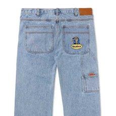 画像3: Homeboy Denim Jeans ホームボーイ デニム パンツ ジーンズ Pants パンツ Washed Light Blue ウォッシュ ライトブルー (3)