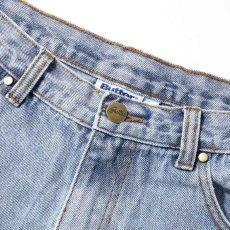 画像5: Homeboy Denim Jeans ホームボーイ デニム パンツ ジーンズ Pants パンツ Washed Light Blue ウォッシュ ライトブルー (5)