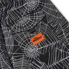 画像4: Web Pants 総柄 パンツ Spider Black ブラック (4)