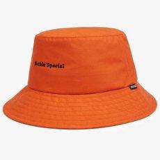 画像2: Fly Fish Nylon Bucket Hat embroidery ウォータープルーフ ナイロン ロゴ 刺繍 バケット ハット (2)
