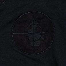 画像6: x PUBLIC ENEMY Blackout PE Sweat Hoodie パブリック エネミー ブラックアウト スウェット フーディー Black (6)
