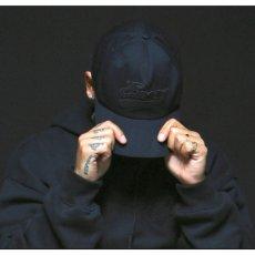 画像10: x PUBLIC ENEMY Blackout PE Sweat Hoodie パブリック エネミー ブラックアウト スウェット フーディー Black (10)
