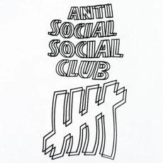 画像5: × Undefeated Logo S/S Tee アンディフィーテッド 半袖 Tシャツ White assc (5)