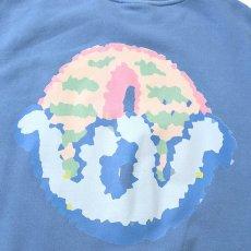 画像7: × dee Pro Crewneck Sweatshirt ディー クルー ネック スウェット Blue ブルー by Lafayette ラファイエット  (7)