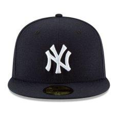 画像2: 59Fifty NewYork Yankees baseball cap ニューヨーク ヤンキース Authentic Classic オーセンティック クラシック MLB 公式 Official (2)