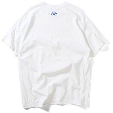 画像3: French Revolution Allover Lafayette Logo S/S Tee 半袖 Tシャツ White ホワイト by Lafayette ラファイエット  (3)