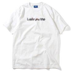 画像2: French Revolution Allover Lafayette Logo S/S Tee 半袖 Tシャツ White ホワイト by Lafayette ラファイエット  (2)