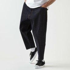画像1: 247 Selvedge denim Pants 14oz セルビッチ デニム パンツ (1)