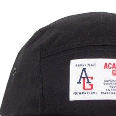 画像12: AG Camp Cap キャンプ ロゴ キャップ ジェット 帽子 Tiger Camo タイガー カモ 迷彩 Navy ネイビー Black ブラック (12)