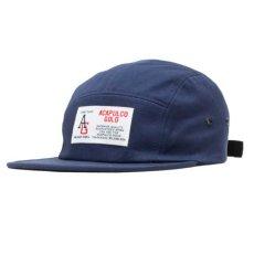 画像2: AG Camp Cap キャンプ ロゴ キャップ ジェット 帽子 Tiger Camo タイガー カモ 迷彩 Navy ネイビー Black ブラック (2)