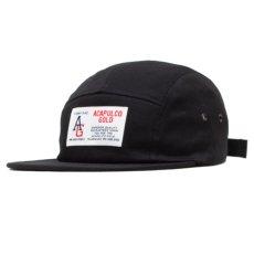 画像3: AG Camp Cap キャンプ ロゴ キャップ ジェット 帽子 Tiger Camo タイガー カモ 迷彩 Navy ネイビー Black ブラック (3)