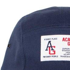 画像11: AG Camp Cap キャンプ ロゴ キャップ ジェット 帽子 Tiger Camo タイガー カモ 迷彩 Navy ネイビー Black ブラック (11)