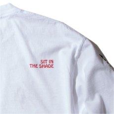 画像6: Lumber Jack Pocket L/S Tee 長袖 ブルックリン ロングスリーブ ランバージャック ポケット フランネル チェック Tシャツ White ホワイト (6)