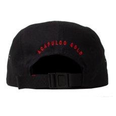 画像9: AG Camp Cap キャンプ ロゴ キャップ ジェット 帽子 Tiger Camo タイガー カモ 迷彩 Navy ネイビー Black ブラック (9)